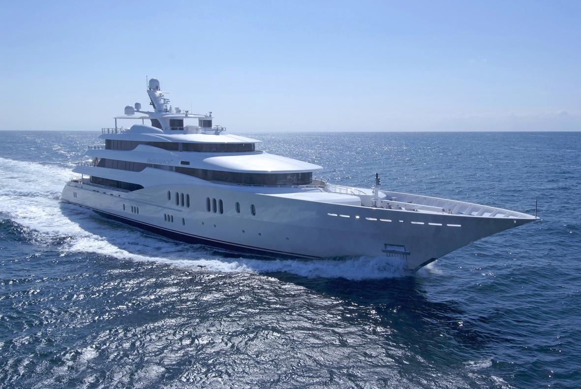 yacht management; master yachts; eminence
