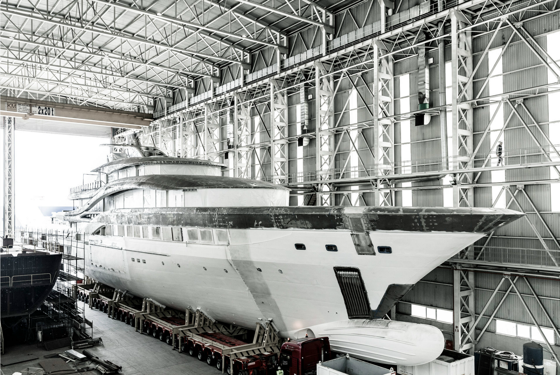77m New Build – Turquoise Yachts