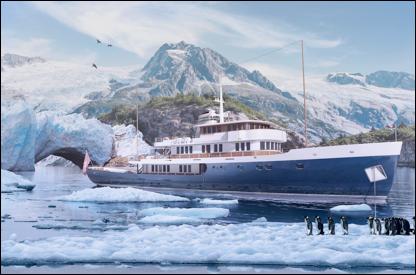 Hoek Design 56m Explorer Yacht