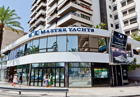 master yachts; yacht management; palma